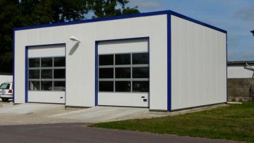 Garage als werkstatt umbauen