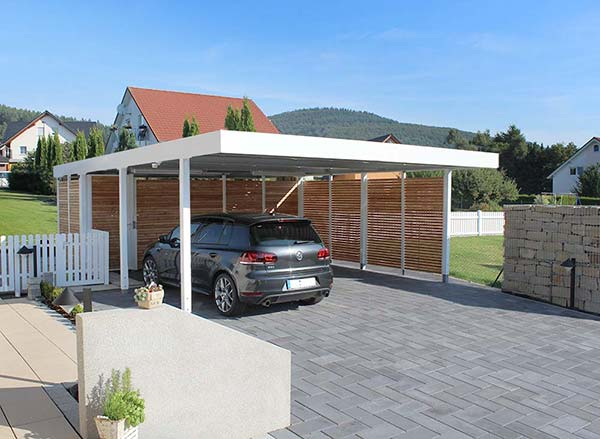 garagen esb carport doppelanlage. Black Bedroom Furniture Sets. Home Design Ideas